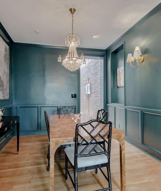 604 A Dining Room
