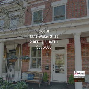 What Sold This Spring - 1249 Walter St SE