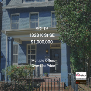 What Sold This Spring - 1328 K St SE