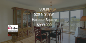 What Sold This Spring - 520 N St SW