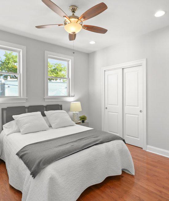 Bedroom at 1252 Penn St NE